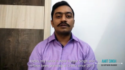 Chetu Reviews: Amit Singh – Software Engineer (QA)