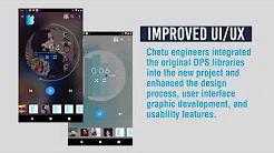 Chetu Project Portfolio: Modernized UI/UX Performance Updates