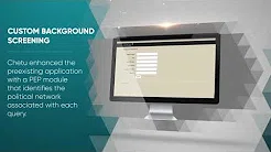 Chetu Project Portfolio – Custom Pre-Employment Background Screening Software